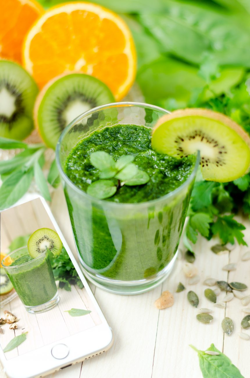 Hair Loss prevention and Juicing