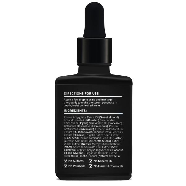Men Scalp Serum – Fast Hair Growth Oil